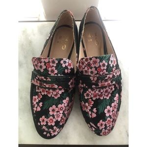 Mix No. 6 Floral Loafers